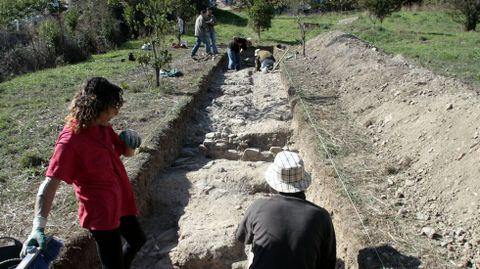 No ano 2008 leváronse a cabo novas sondaxes arqueolóxicas que confirmaron a importancia do asentamento
