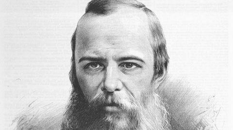 Dostoyevski, por Jan Vilímek