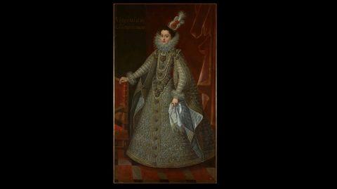 Rodrigo de Villandrando. «Virginia Centuriona» (hacia 1620)