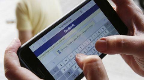 As redes sociais son un niño de mentiras