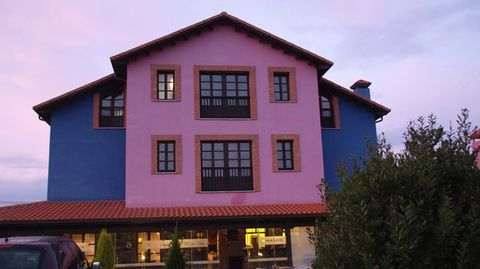 Hotel Playa de las Llanas.Hotel Playa de las Llanas
