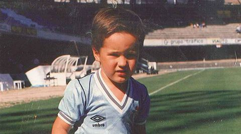 El futbolista Ander Herrera