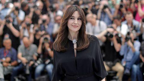 La actriz italiana Monica Bellucci
