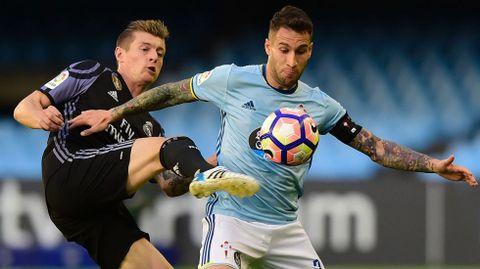 Celta 1 - Real Madrid 4 (17 de enero)