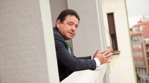 Fernando Martínez, director general de Caja Rural