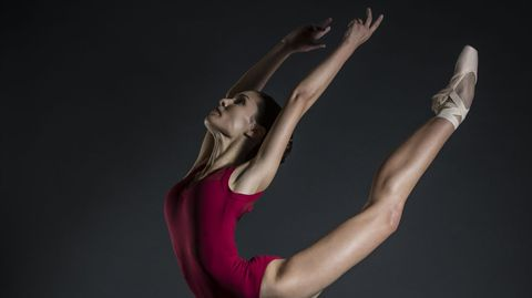 Respaldo. El fotógrafo Carlos Quezada es uno de los apoyos del Ballet Galicia, que se presentará el 7 de julio a las 22 horas en Marín.