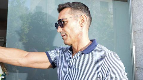 El presentador Jesús Vázquez
