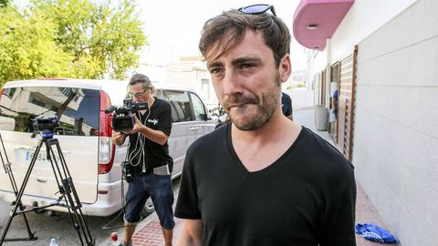 Pablo Nieto, hijo de Ángel Nieto