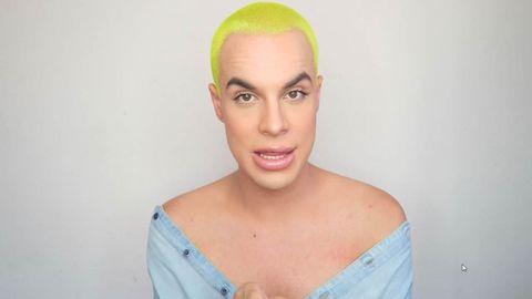 Jedet. Con 162.000 seguidores en Instagram y 117.000 en Youtube ya se le considera un verdadero activista LGTBI