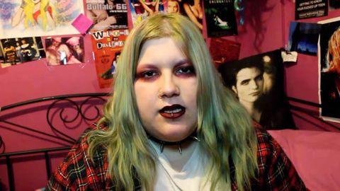 Soy una pringada. Su sección de «vídeos que odio» define su perfil. La «pringada» ya cuenta con 136.000 seguidores en Youtube