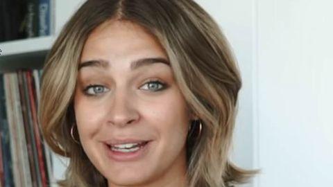Laura Escanes. Sus vídeos más personales destacan en la Red. Esta «youtuber» tiene más de 443.000 seguidores