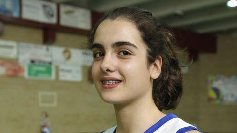 Paula Ginzo, Baloncesto, 19 años. La ourensana del Estudiantes de Liga Femenina tuvo este verano doble ración con el Europeo sub-20, en el que fue oro con Araújo, y el Mundial sub-19, en el que llegó a cuartos.