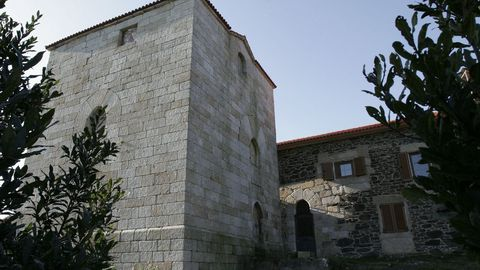 Torre de Nogueira (Coristanco)