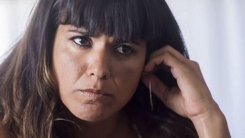 Teresa Rodríguez, excoordinadora andaluza de Podemos