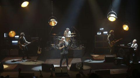 El concierto de Dani Martín, en imágenes