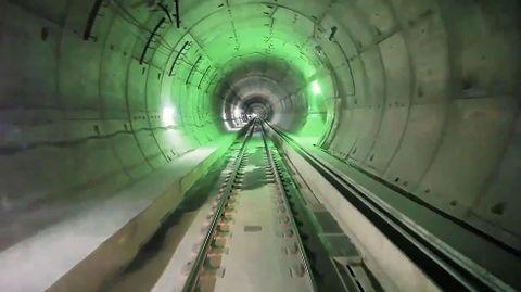 Tunel de la Variante