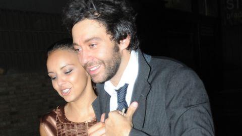 Junto a Alain Cornejo