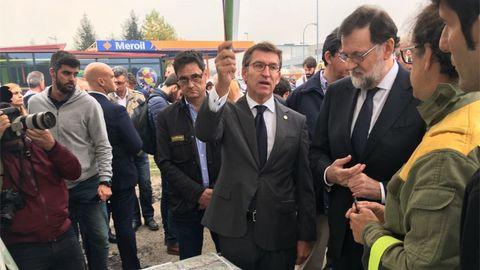 Rajoy: «Lo que estamos viviendo no es casualidad, ha sido provocado»