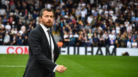 Jokanovic, en su etapa como entrenador del Fulham