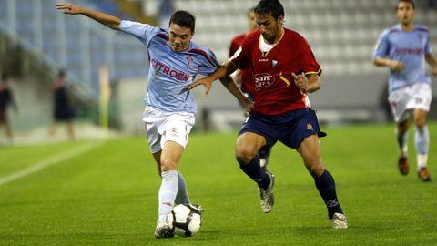 12 - Celta-Albacete (1-1) el 10 de octubre del 2009