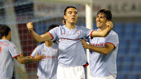 102 - Celta-Numancia (5-0) el 9 de marzo del 2012. Doblete de Aspas