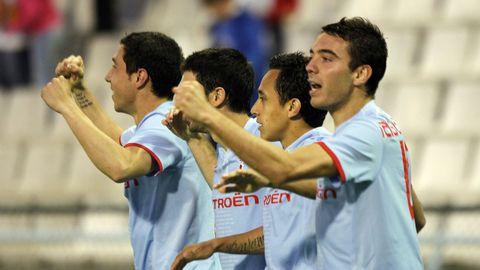 105 - Celta-Villarreal B (2-0) el 1 de abril del 2012