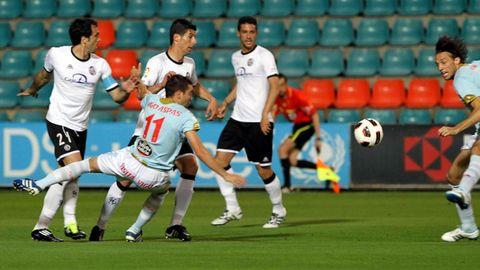 72 - Salamanca-Celta (1-1) el 12 de mayo del 2011