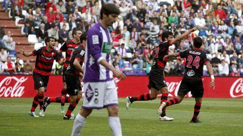 152 - Valladolid-Celta (0-2) el 26 de mayo del 2013