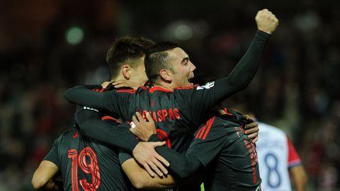 170 - Granada-Celta (0-2) de Primera el 20 de diciembre del 2015