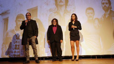 Curtas Vila de Noia, Premier de la serie Fariña