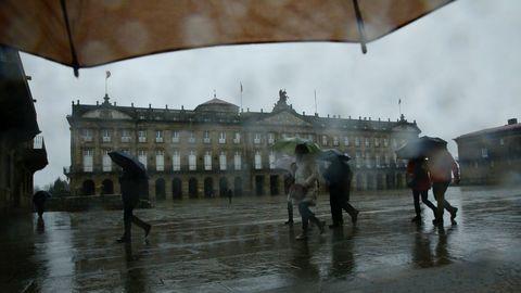 Temporal Ana en Santiago