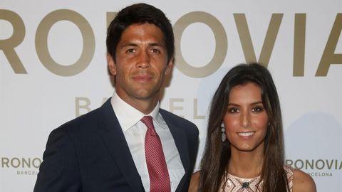 La primera imagen de la boda de Ana Boyer y Verdasco