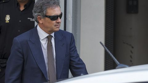 Jordi Pujol Ferrusola, el hijo mayor de Jordi Pujol