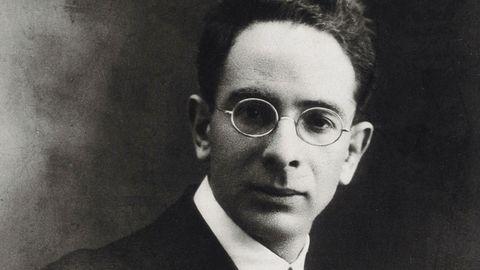 El rector de la Universidad de Oviedo, Leopoldo Alas Argüelles, fusilado por tropas franquistas en 1937