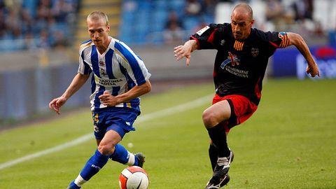 Temporada 2007/08 Fue el invierno de Christian Wilhelmsson. Su incorporación, el cambio de sistema de Lotina y el crecimiento de jugadores como Filipe Luis y Lafita llevan al equipo de los puestos de descenso a Europa.