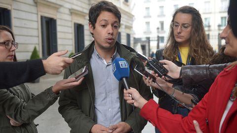 Segundo González (Podemos)