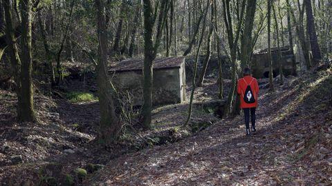 Chequeo á ruta dos muíños do Rego das Cunchas