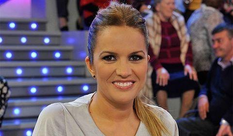 Marta López, colaboradora de «Sálvame», fue despedida del programa por asistir a una fiesta en la que no se cumplían las medidas de seguridad contra el coronavirus