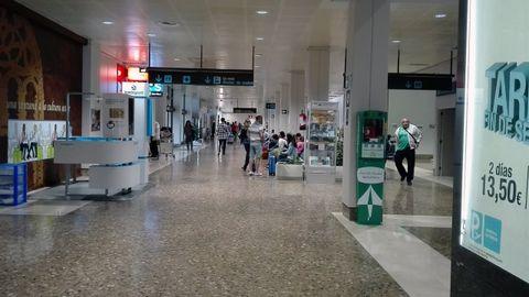 El Aeropuerto de Asturias.El Aeropuerto de Asturias