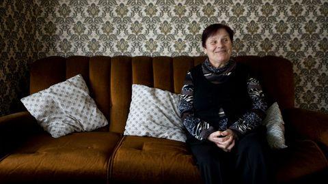 «Tengo 82 años y vivo sola desde los 60»