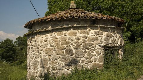 Antiguo palomar de la casa de Vilar