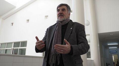 Gerardo Echeita, profesor de la UAM y experto en inclusión educativa