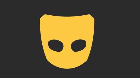 Icono de la app Grindr
