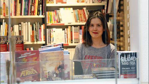 María López reside y trabaja actualmente en Madrid