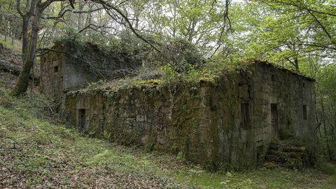 La Casa de Casandiño fue al parecer un hospedaje, aunque su historia se conoce mal
