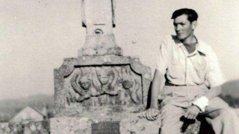 Julio Cortázar, na ponte da Ramallosa