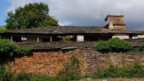 Otra vista de la casa de los Arechaga