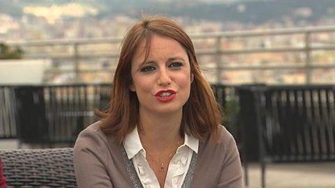 Andrea Levy, en una imagen de archivo