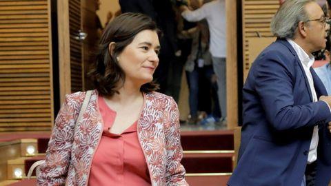 Ministerio de Sanidad, Consumo y Bienestar Social: Carmen Montón