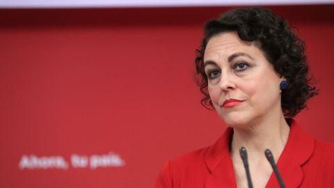 Ministerio de Trabajo, Migraciones y Seguridad Social: Magdalena Valerio